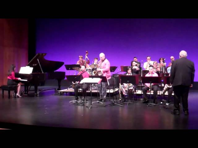 NEIU Varsity Big Band - Moten Swing 10-20-2011