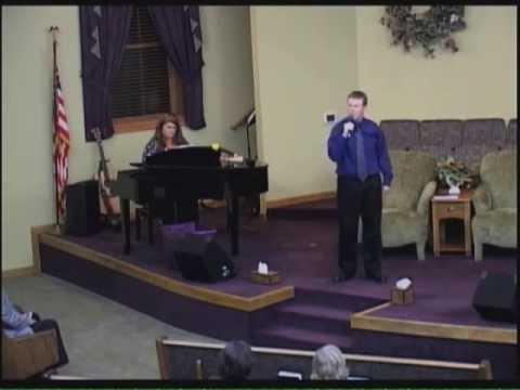 Mercy Built A Bridge - James Byrd w/ Renee of Immanuel Baptist Church
