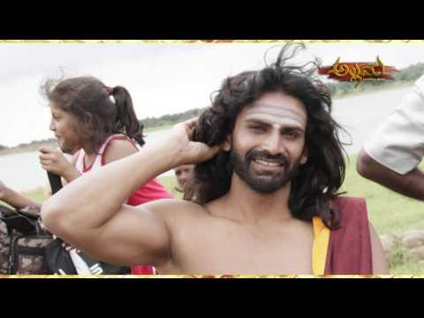 Allama - ಅಲ್ಲಮ - Making Video Kaalugaleradu