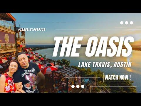 The Oasis Lake Travis | Austin TX | Nepali BrewBoy Channel