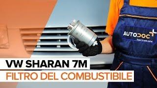 Istruzioni video per il tuo VW SHARAN