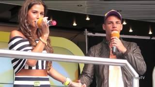 Sarah Engels und Pietro Lombardi - Made That Way - Live in Köln 16.08.2014 (Gamescom 2014)