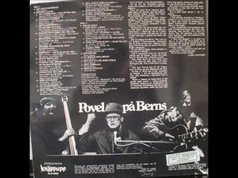 Povel Ramel på Berns 1973