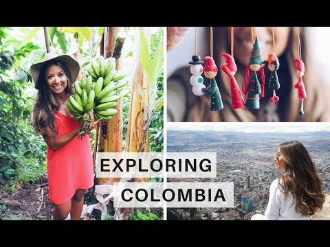 Exploring Colombia With Ten Thousand Villages & Level Ground Trading | Go Live Explore