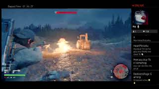 Days Gone Blind Play Part 56