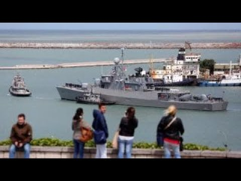 Argentina: Explosion sound detected in submarine search