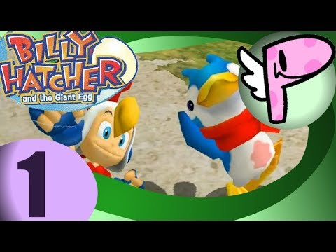 Billy Hatcher and the Giant Egg (pt.1)- Full Stream [Panoots]