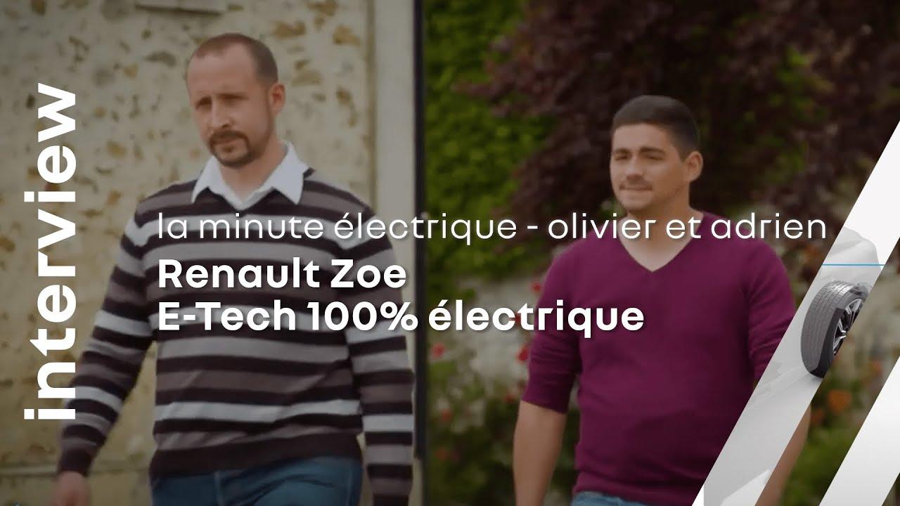 La Minute Électrique // Épisode 11 - Olivier & Adrien
