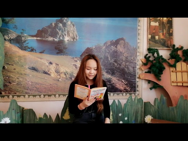 Изображение предпросмотра прочтения – НазияКусашева читает произведение «Сонет № 130 Ее глаза на звезды не похожи…» У.Шекспира