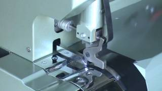 NP S3TC Automatic control leather skiving machine 自動制御皮漉機