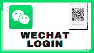 Without wechat qr code pc login sign up