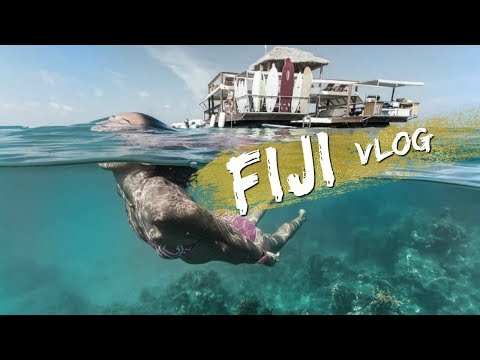 TRAVEL VLOG | FIJI