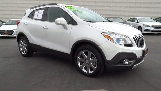 2016 Buick Encore Orange County, Irvine, Laguna Niguel, Newport Beach, Mission Viejo, CA 9235