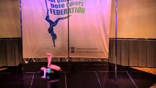 """Всеукраинский чемпионат """"Creative Art Pole 2015"""" 27 июня 2015года"""
