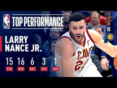 Larry Nance Jr. WINS IT For The Cavaliers | December 18, 2018