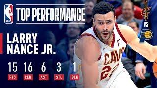 Larry Nance Jr.'s Buzzer Beater WINS IT For The Cavaliers | December 18, 2018