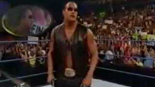 The Rock and Booker T, VERY FUNNY Part 1
