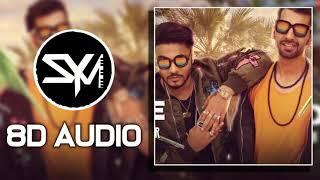 Gall Goriye - Raftaar Feat Maninder Buttar | Jaani | 8D Audio🎧