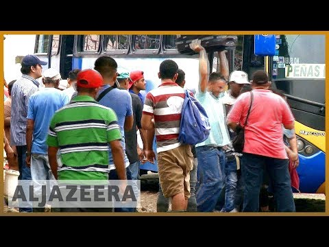 🇳🇮Thousands flee Nicaragua to escape government crackdown l Al Jazeera English
