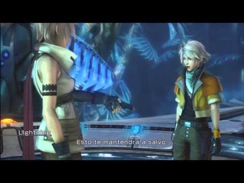 Guía Comentada Final Fantasy XIII HD - Parte 15 - Llegando al Bosque de Gapra
