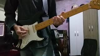 CSS - Rat is dead (rage) guitar cover