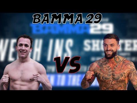 AARON CHALMERS GEORDIE SHORE VS GREG JENKINS MMA BAMMA FIGHT!