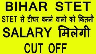 Bihar STET Teacher Salary 2020 ( All Subjects ), Bihar STET Computer Science Cut Off, Trailer, Zili