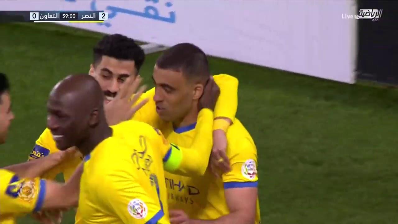 ملخص أهداف مباراة النصر 3 - 0 التعاون | الجولة الـ17 | دوري كأس الأمير محمد بن سلمان للمحترفين