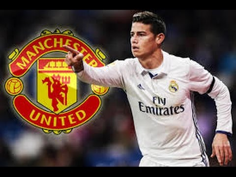 James Rodriguez to Man United : Bad News for Rooney and Pereira ?!!