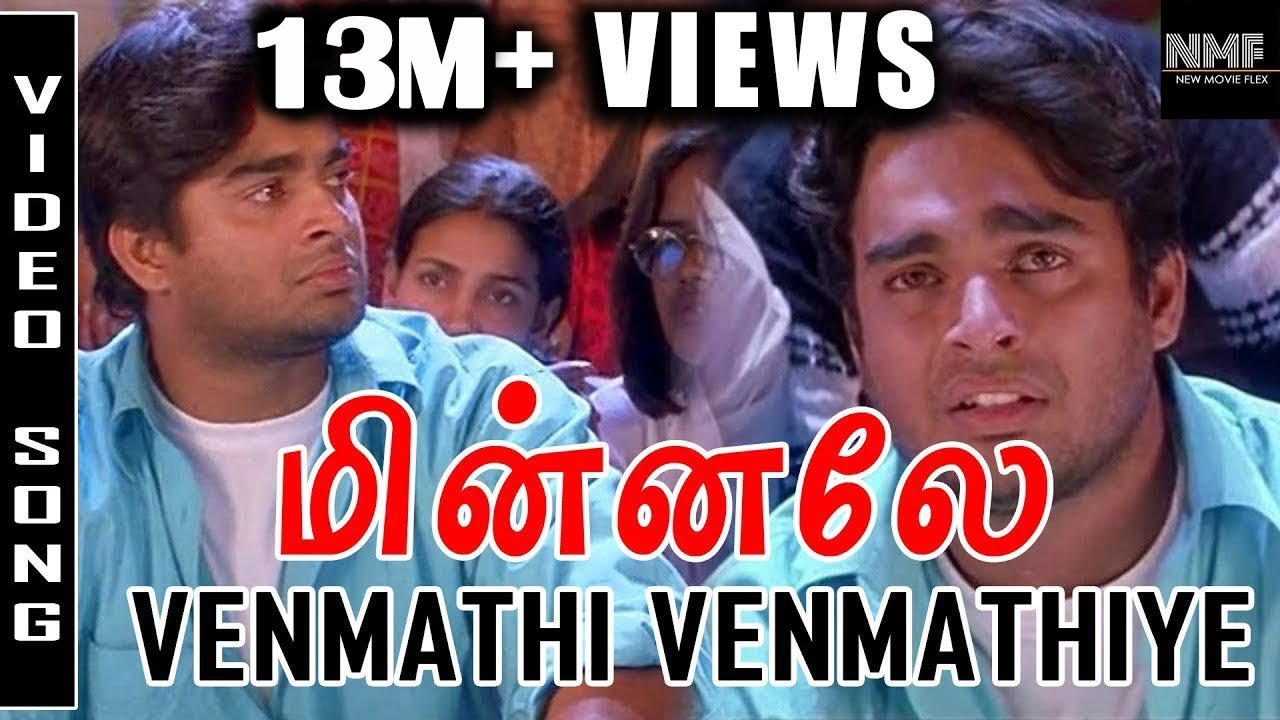 Download Venmathi Venmathiye   Minnale   Harris Jayaraj   Madhavan   Reema Sen   Gautham Vasudev Menon