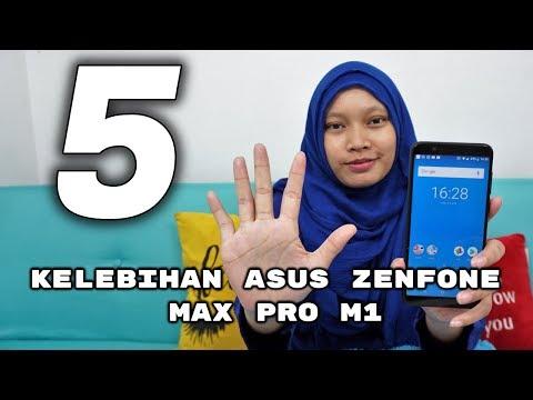 5 Kelebihan ASUS ZENFONE MAX PRO M1