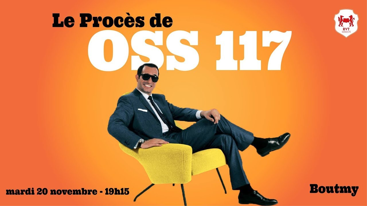 Le Proces D Oss 117 Youtube