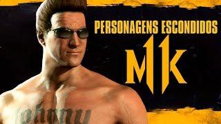 Mortal Kombat 11 - Personagens ESCONDIDOS que você não viu e a história do jogo