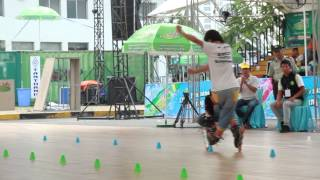 Vietnam Number One Cup 2013 Battle Women Semi 2