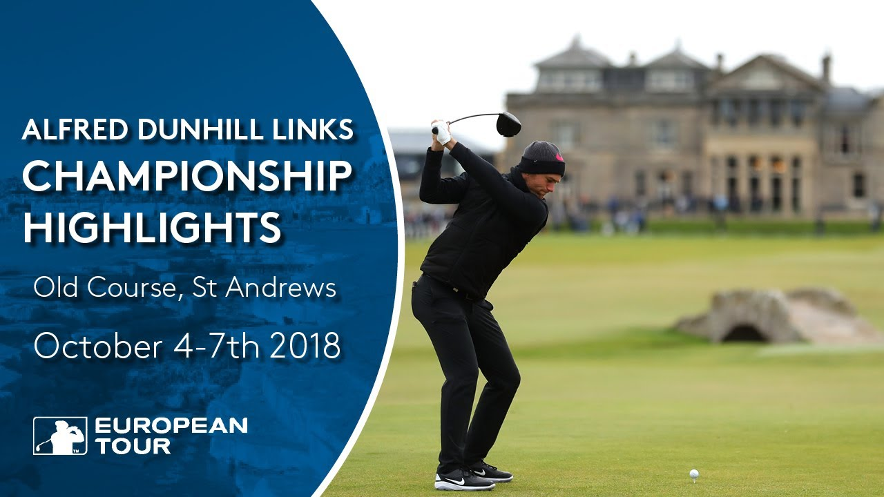 Usa s spelare i dunhill cup