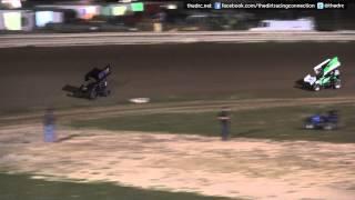 Waynesfield Raceway Park | 9.27.14 | Performance Powder Coating ASMA Mini Sprint Feature
