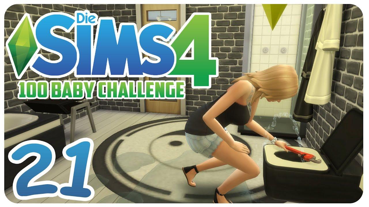 die sims 4 100 baby challenge 21 selbst ist die frau let 39 s play youtube. Black Bedroom Furniture Sets. Home Design Ideas