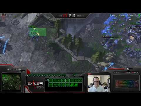 Defending 1 base Cheese in TvP - Ladder Game + Analysis