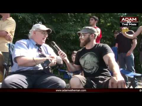 Ron Paul Controlled Opposition ? ∞ (3/3) Adam Kokesh vs Webster Tarpley Occupy Bilderberg