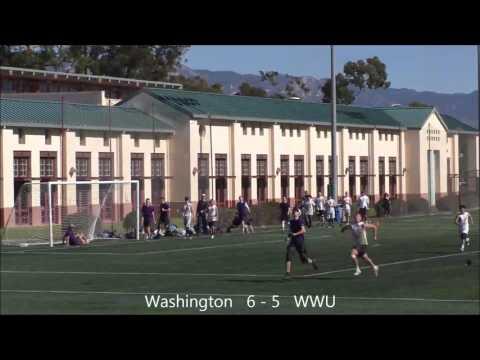SBI17 Men's Washington vs WWU Semi