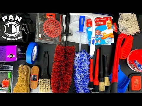 MUST HAVE CAR DETAILING TOOLS !!