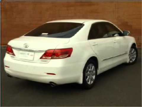 2006 Toyota Aurion Prodigy Camberwell Vic Youtube