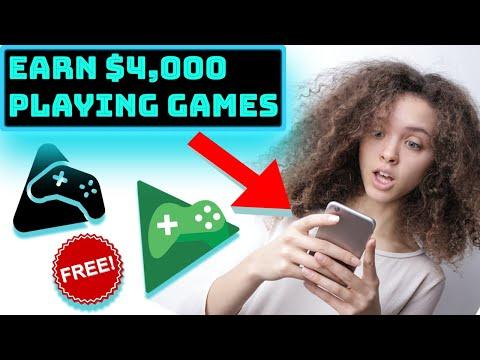 Earn Money Playing Games $4000+   Make Money Playing Games 2021   