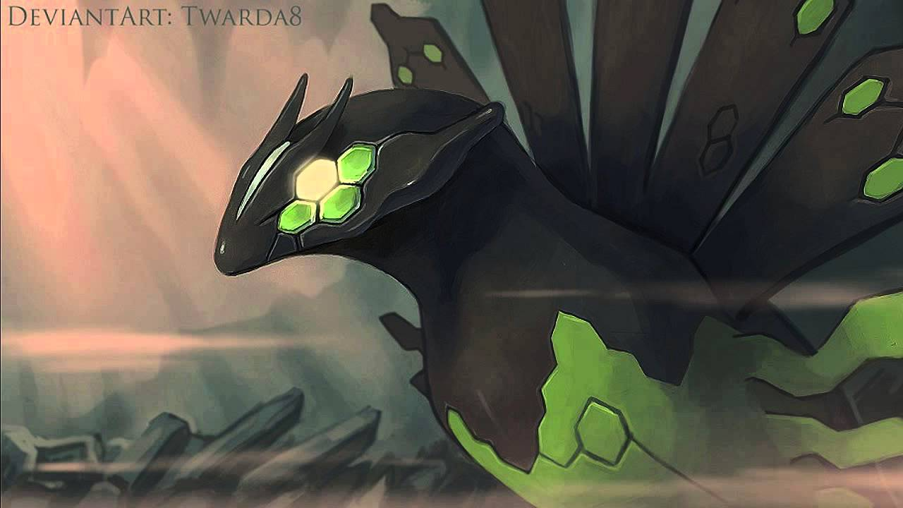 Pokémon X/Y Remix: Vs Legendary Xerneas/Yveltal/Zygarde ... Xerneas Yveltal Zygarde Wallpaper