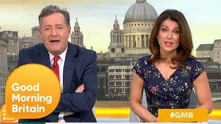 Is Traditional Masculinity Harmful? | Good Morning Britain
