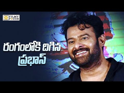 Thumbnail: Prabhas Joined in Saaho Shoot || Saaho Movie - Filmyfocus.com