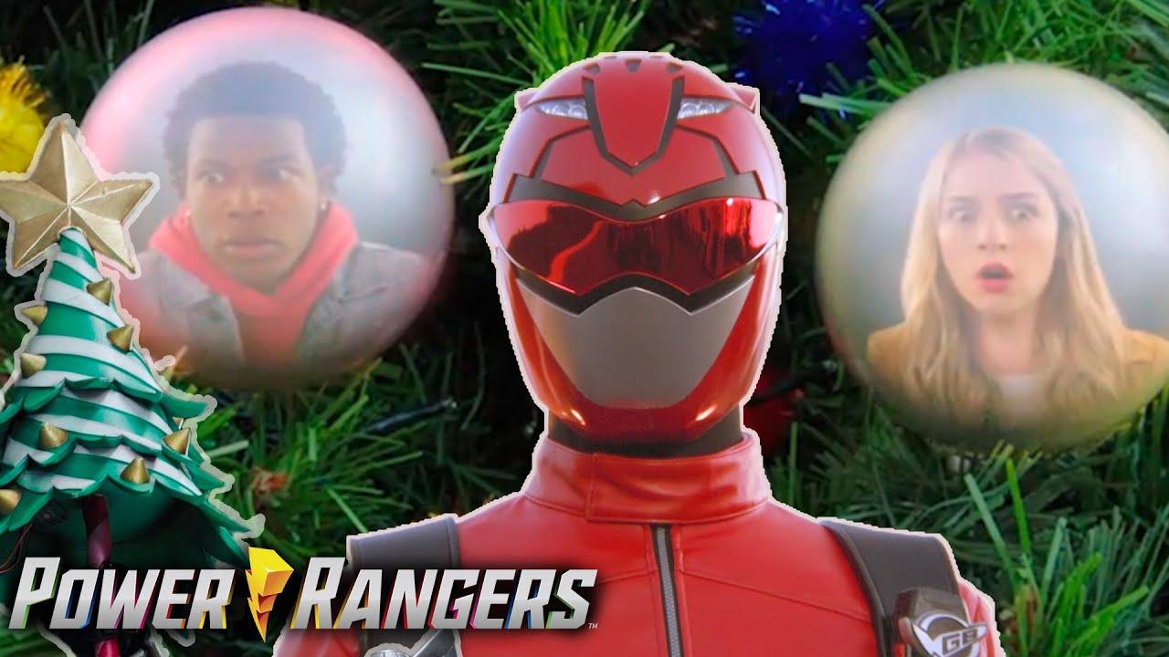 Download Power Rangers em français 🎄 Beast Morphers ☃️ DANS NOËL | Épisode Complet