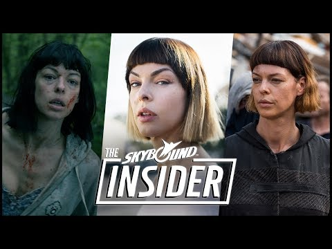 Pollyanna McIntosh's Career of Quirky Characters!