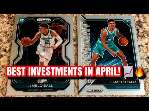 Best Sports Cards to Invest in April 2021 for Big Profits!