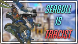 [Overwatch PTR] Seagull is Tracist (Hanzo)